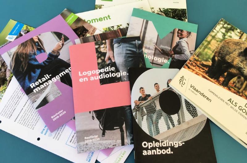 Brochures HOGENT