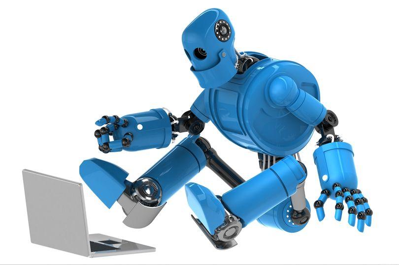 Kan een robot een tekst schrijven