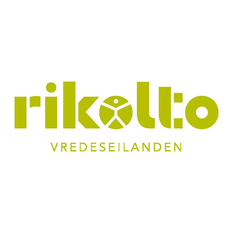Logo Rikolto (vroegere Vredeseilanden)